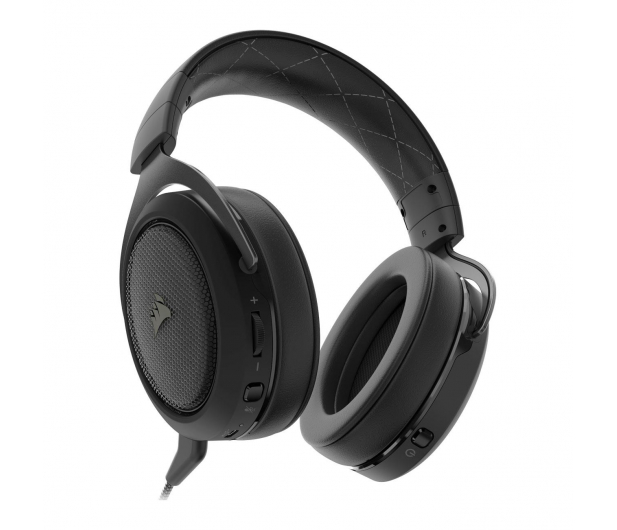 Corsair HS70 Gaming Wireless (czarny) - 441902 - zdjęcie 2