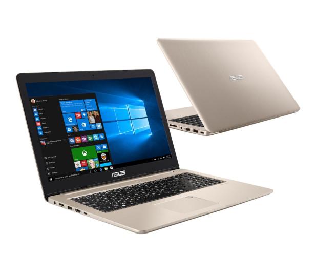 ASUS VivoBook Pro 15 N580GD i5-8300/16GB/256SSD+1TB/W10 - 443570 - zdjęcie