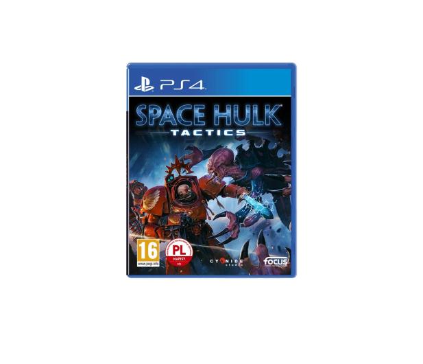 PlayStation SPACE HULK: TACTICS - 443600 - zdjęcie