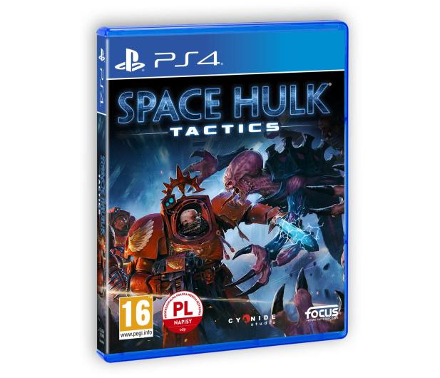 PlayStation SPACE HULK: TACTICS - 443600 - zdjęcie 2