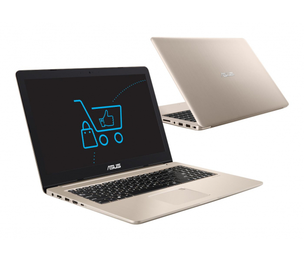 ASUS VivoBook Pro 15 N580GD i5-8300/8GB/256SSD - 443555 - zdjęcie