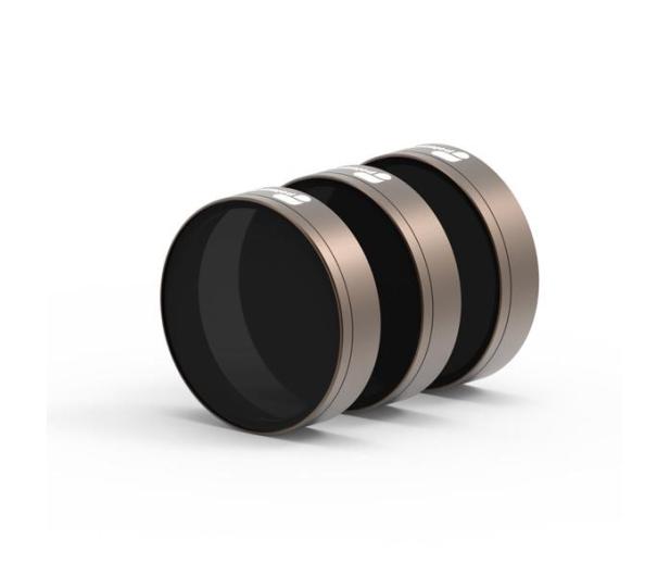 PolarPro 3 filtry Shutter PH4 Pro/ Advanced ND8-ND32 - 442146 - zdjęcie