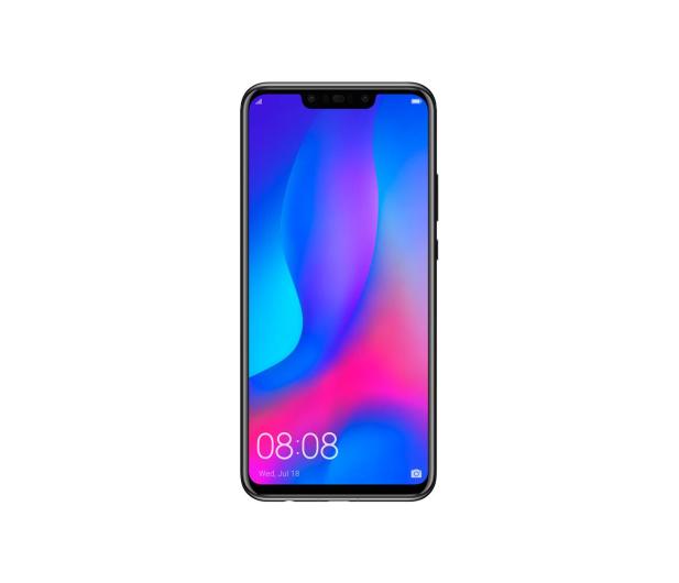 Huawei Nova 3 Dual SIM Czarny - 441903 - zdjęcie 2