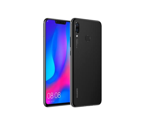 Huawei Nova 3 Dual SIM Czarny - 441903 - zdjęcie 4
