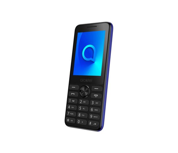 Alcatel 2003 niebieski   - 441645 - zdjęcie 4
