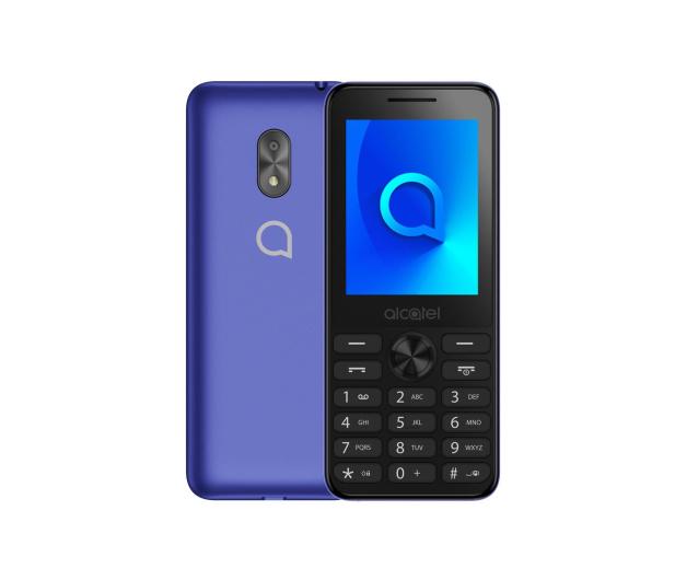 Alcatel 2003 niebieski   - 441645 - zdjęcie
