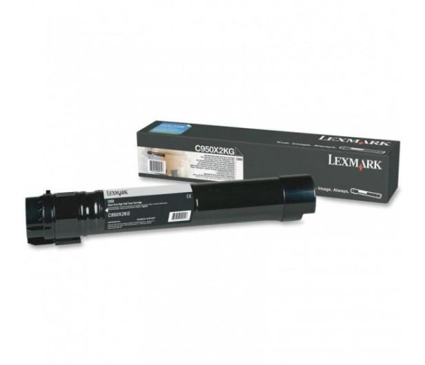 Lexmark C950X2KG czarny 32 000 str. - 443070 - zdjęcie