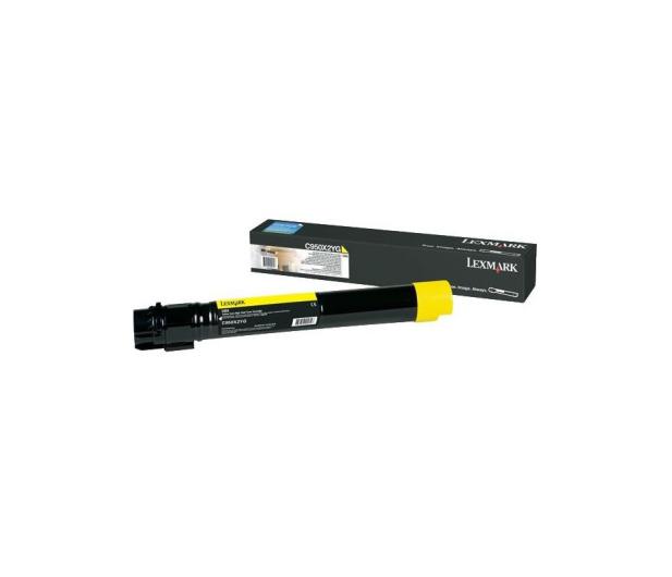 Lexmark C950X2YG yellow 22 000 str. - 443077 - zdjęcie