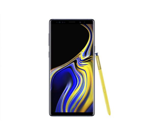 Samsung Galaxy Note 9 N960F Dual SIM 6/128GB Ocean Blue - 440887 - zdjęcie 4