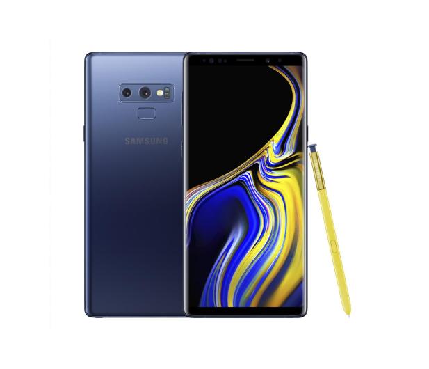 Samsung Galaxy Note 9 N960F Dual SIM 6/128GB Ocean Blue - 440887 - zdjęcie