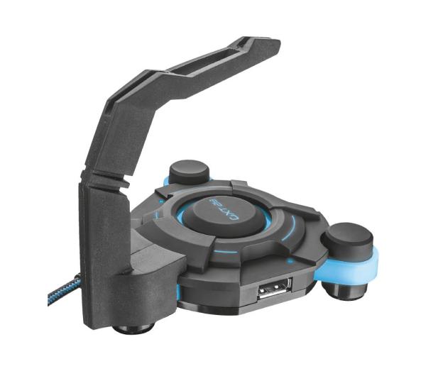 Trust GXT 213 USB Hub & Mouse Bungee  - 447980 - zdjęcie 2
