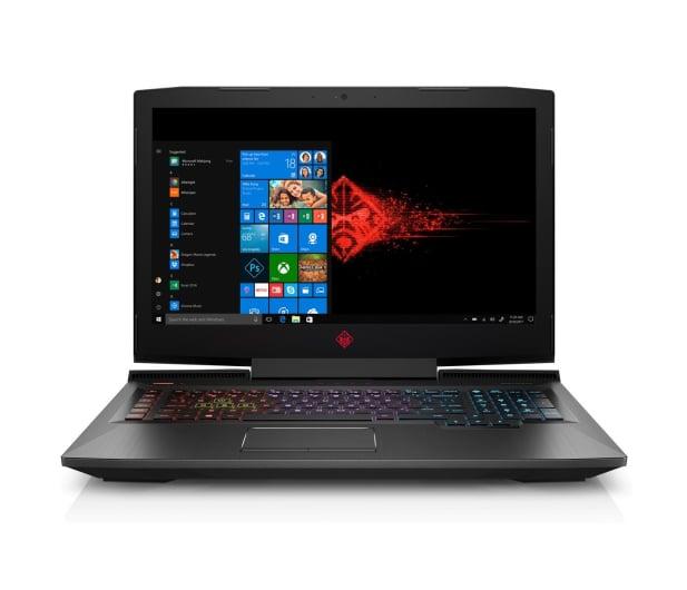 HP OMEN 17 i7-8750H/16G/480+1TB/W10 GTX1070 120Hz - 454900 - zdjęcie 3