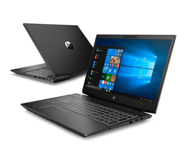 HP Pavilion Gaming i5-8300H/8G/256PCIe/W10 1050Ti  - 448616 - zdjęcie