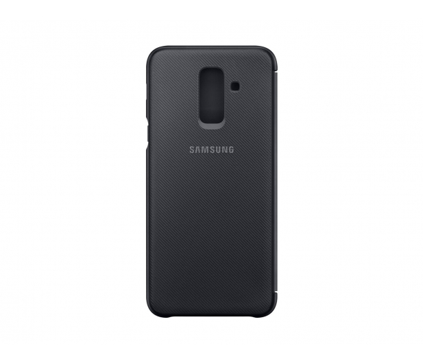 Samsung Wallet Cover do Samsung Galaxy A6+ czarny - 431299 - zdjęcie 2