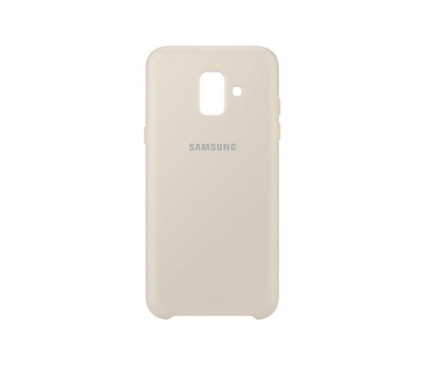 Samsung Dual Layer Cover do Galaxy A6 - 445554 - zdjęcie