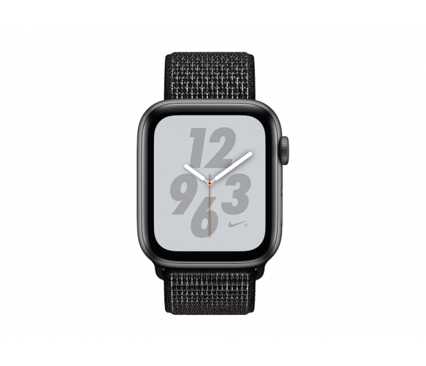 Apple Watch Nike+ 44/Space Gray Aluminium/Black GPS  - 449640 - zdjęcie