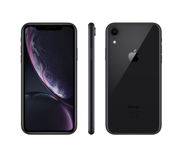 Apple iPhone Xr 256GB Black - 448382 - zdjęcie 1