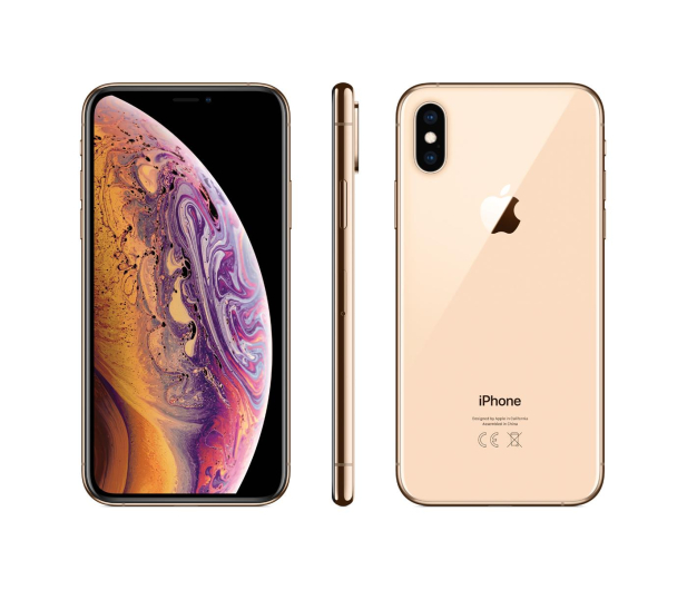 Apple iPhone Xs 64GB Gold - 449090 - zdjęcie