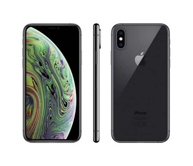 Apple iPhone Xs 256GB Space Gray  - 448430 - zdjęcie