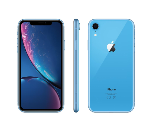 Apple iPhone Xr 64GB Blue - 449081 - zdjęcie