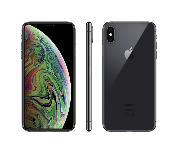 Apple iPhone Xs Max 256GB Space Gray  - 448432 - zdjęcie