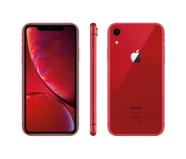 Apple iPhone Xr 64GB (Product)Red - 449082 - zdjęcie