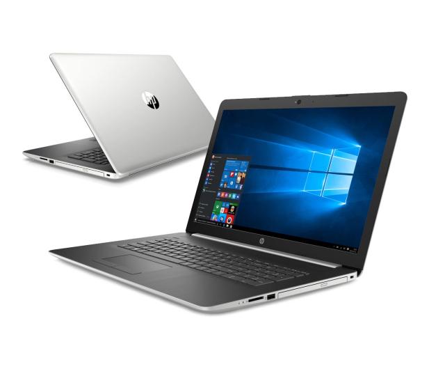 HP 17 i5-8265U/8GB/480/Win10 IPS  - 484735 - zdjęcie