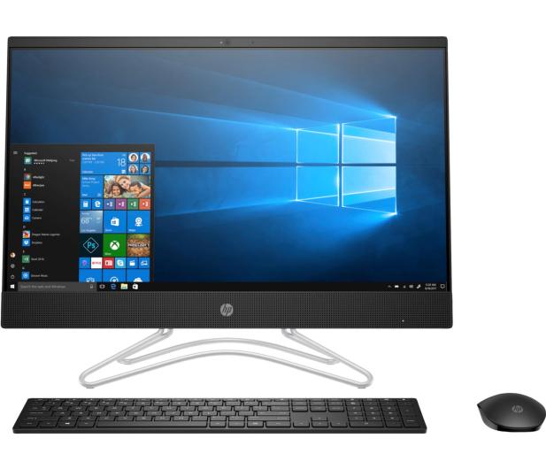 HP 24 AiO i5-8250U/8GB/240/Win10 IPS Black - 495817 - zdjęcie