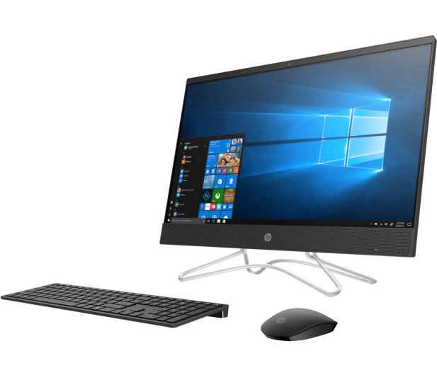 HP 24 AiO i5-8250U/16GB/1TB/Win10 IPS Black - 449324 - zdjęcie 2