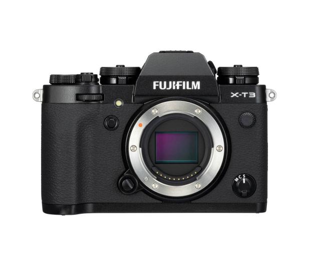 Fujifilm X-T3 body czarny - 448604 - zdjęcie