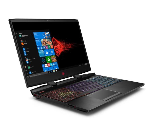HP OMEN 15 i7-8750H/16GB/512+1TB/Win10 RTX2070 144Hz - 491008 - zdjęcie 3