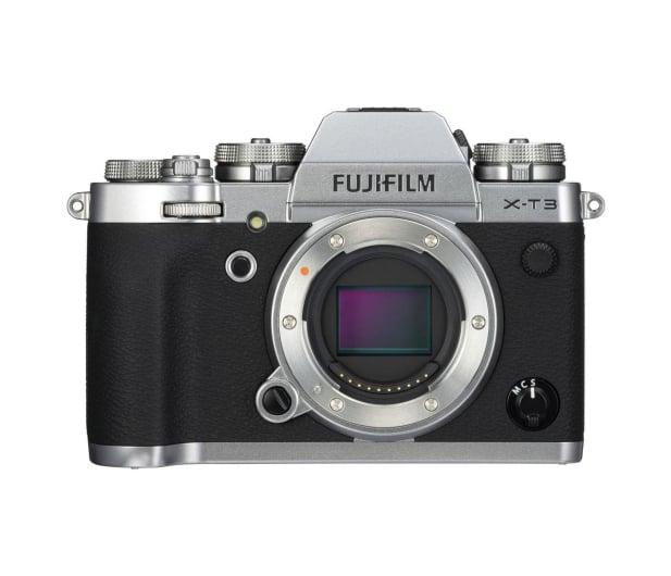 Fujifilm X-T3 body srebrny - 448608 - zdjęcie