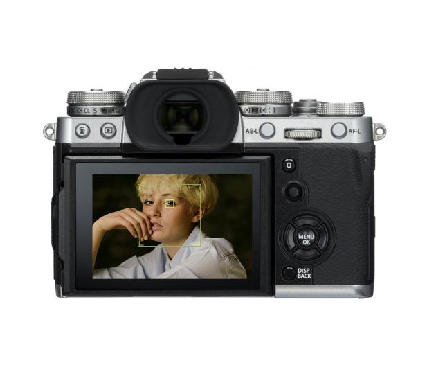 Fujifilm X-T3 body srebrny - 448608 - zdjęcie 2