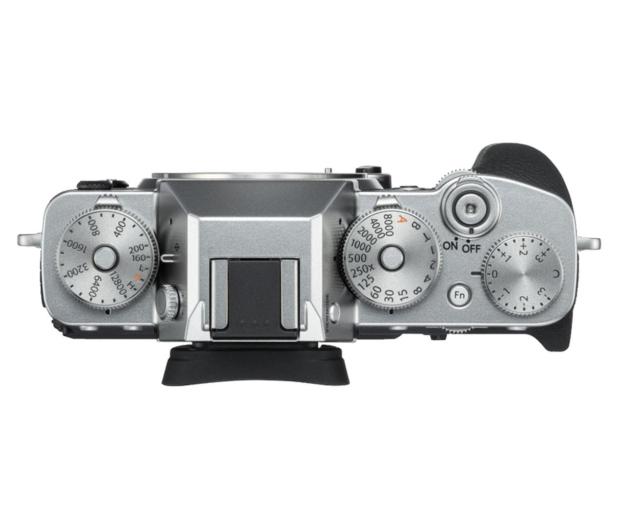 Fujifilm X-T3 body srebrny - 448608 - zdjęcie 5