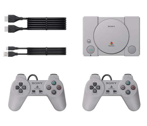 Sony PlayStation Classic - 450844 - zdjęcie 7