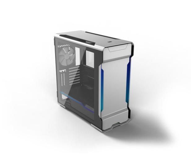 Phanteks Enthoo Evolv X RGB Tempered Glass (srebrny) - 449017 - zdjęcie 2