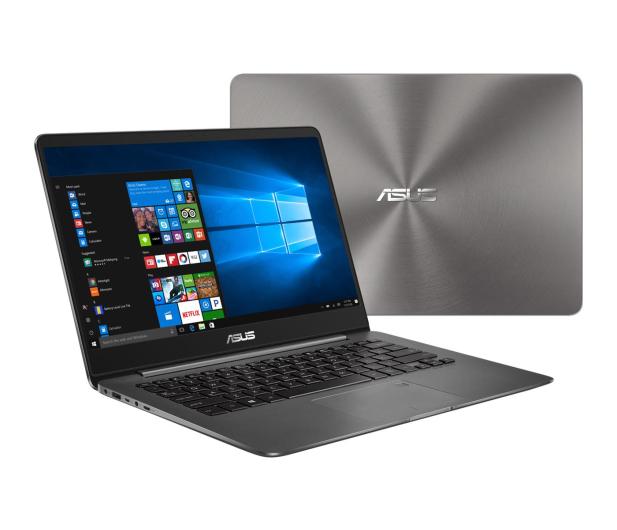 ASUS ZenBook UX430UA i5-8250U/8GB/256SSD/Win10 Szary - 448649 - zdjęcie