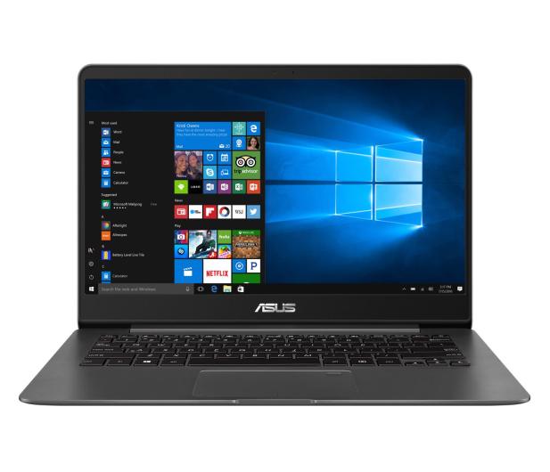 ASUS ZenBook UX430UA i5-8250U/8GB/256SSD/Win10 Szary - 448649 - zdjęcie 3