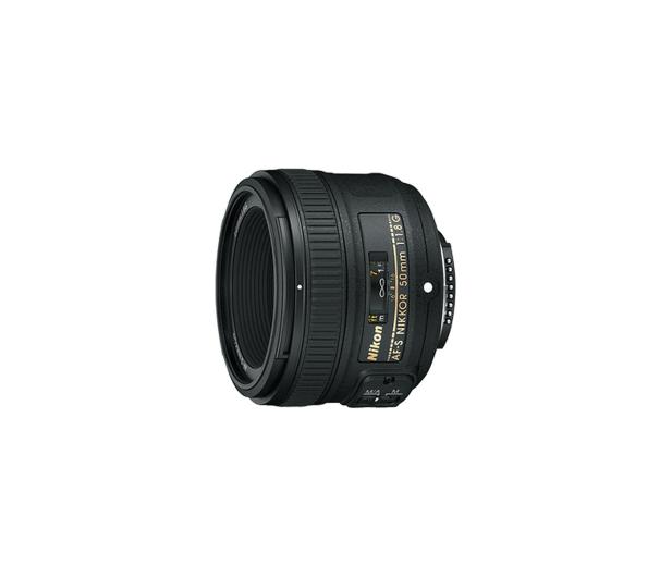 Nikon Nikkor AF-S 50mm f/1.8G - 449029 - zdjęcie