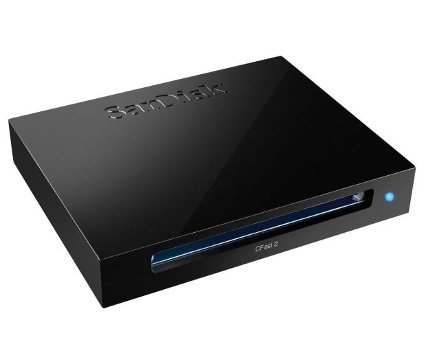 SanDisk Extreme PRO CFast 2.0 USB 3.0 - 448806 - zdjęcie