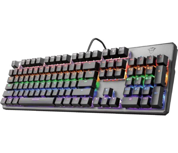Trust GXT 865 Asta Mechanical Keyboard - 449714 - zdjęcie 2