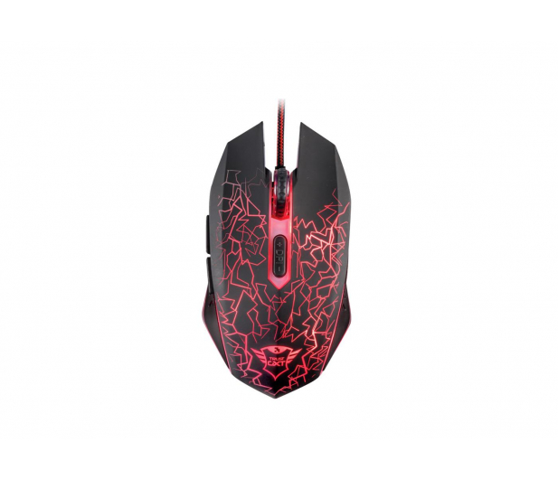 Trust GXT 105 Izza Illuminated Gaming Mouse - 449712 - zdjęcie