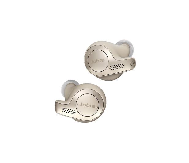 Jabra Elite 65t złoto - beżowe - 450539 - zdjęcie