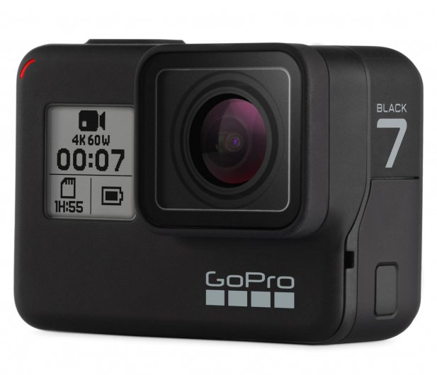 GoPro Hero7 Black + 3-Way  - 468318 - zdjęcie 2