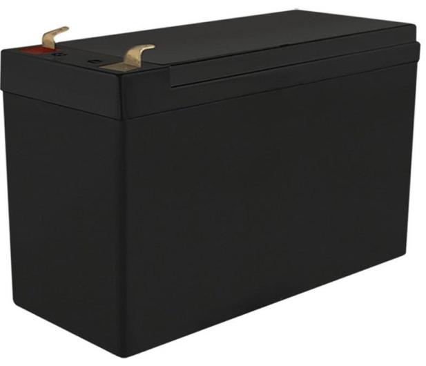 Qoltec Akumulator żelowy 12V 9Ah max.90A AGM - 445972 - zdjęcie