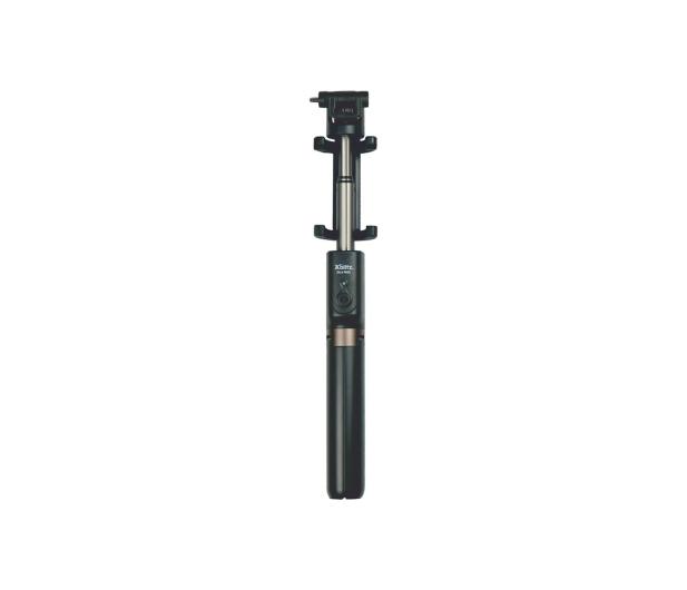 Xblitz Selfie Stick SL4 PRO Tripod Bluetooth czarny - 450692 - zdjęcie