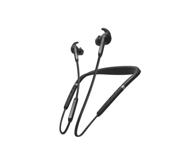 Jabra Elite 65e czarno - srebrne  - 450541 - zdjęcie