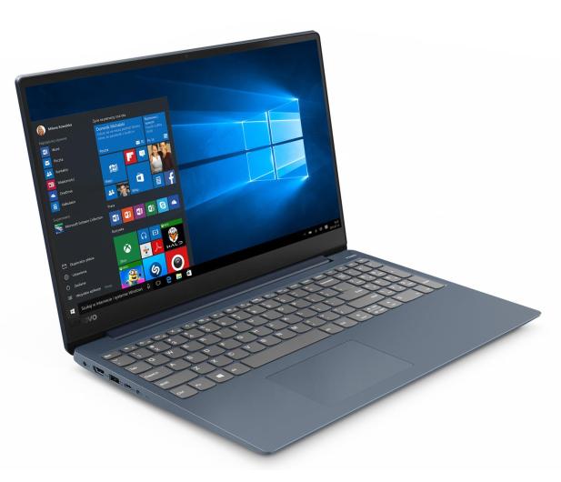 Lenovo IdeaPad 330S-15 i3-8130U/8GB/256/Win10 Niebieski  - 533672 - zdjęcie 4