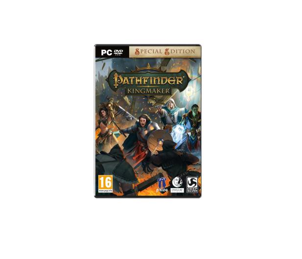 Owlcat Games Pathfinder: Kingmaker Special Edition - 451345 - zdjęcie