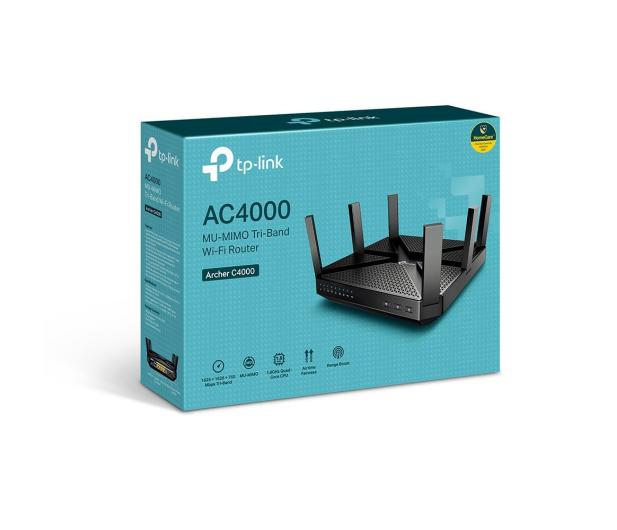 TP-Link Archer C4000 (4000Mb/s a/b/g/n/ac) 2xUSB  - 451509 - zdjęcie 4